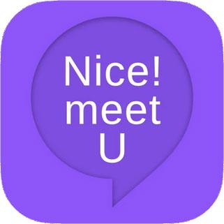 チャットトーク Nice ! meet Uのアイコン